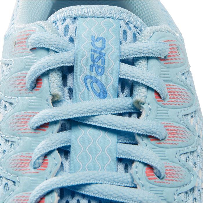 Zapatillas Running Asics Gel Roadhawk Mujer Azul/Blanco