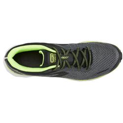 Kiprun Fast Men's Running Shoes - Grey Yellow