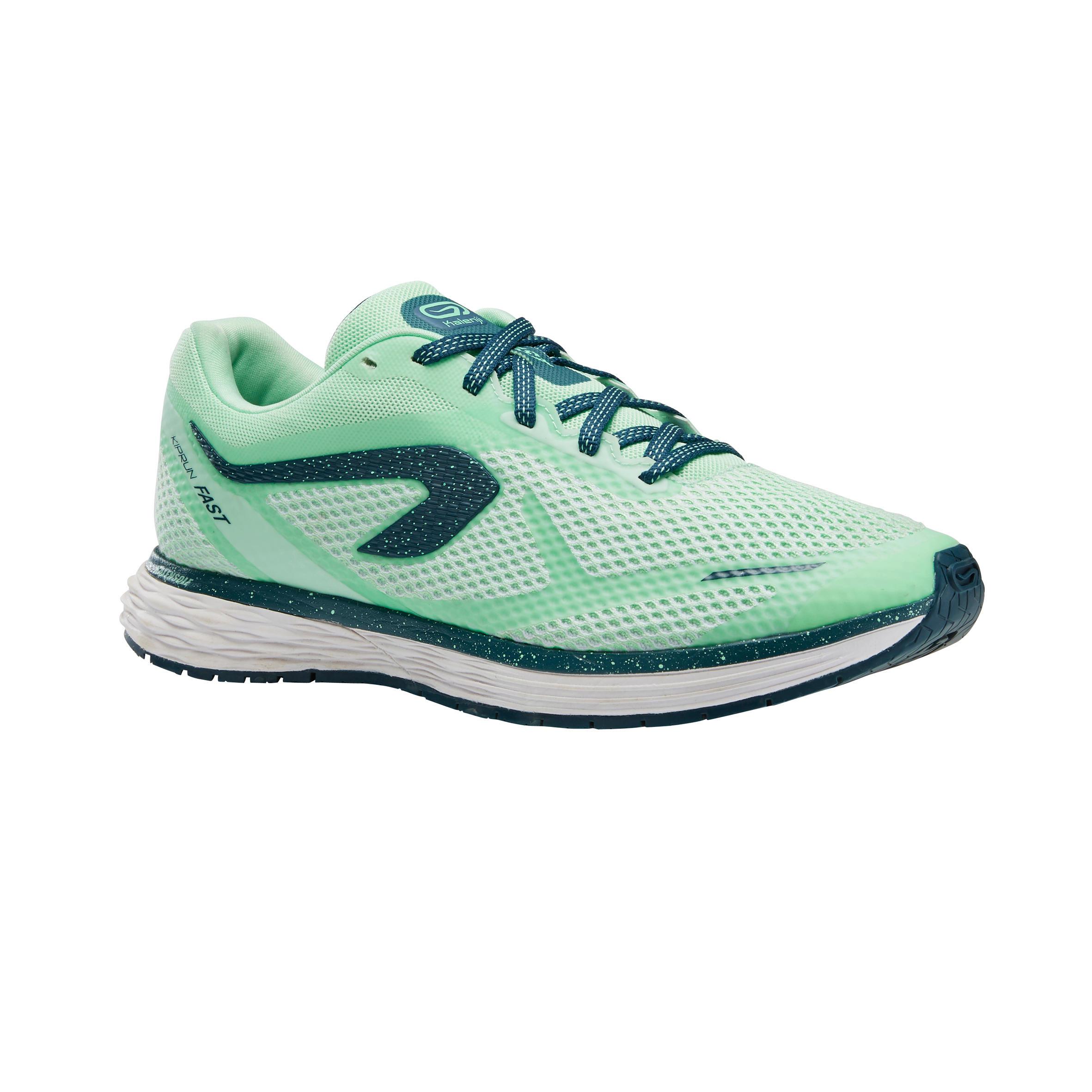 Laufschuhe Kiprun Fast Damen | Schuhe > Sportschuhe > Laufschuhe | Kalenji