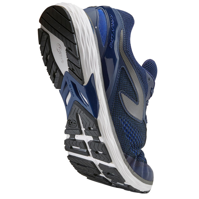 KIPRUN LONG 2 MEN'S RUNNING SHOES - BLUE