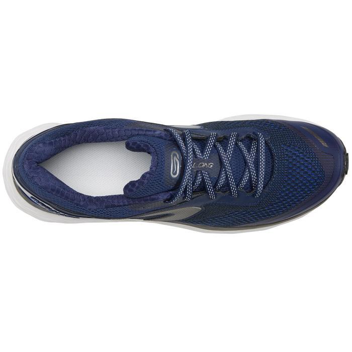 Zapatillas Running Kalenji Kiprun Long Hombre Azul Índigo/Blanco