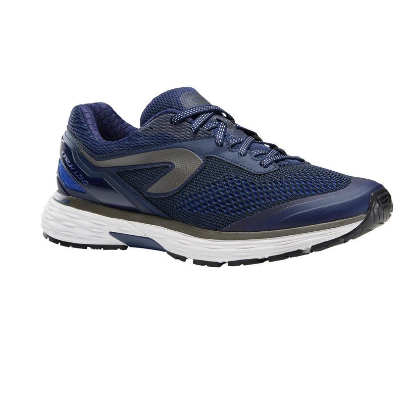 Scarpe running uomo KIPRUN LONG 2 azzurre