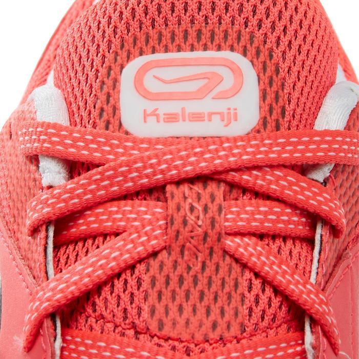 Laufschuhe Kiprun Long Damen rosa