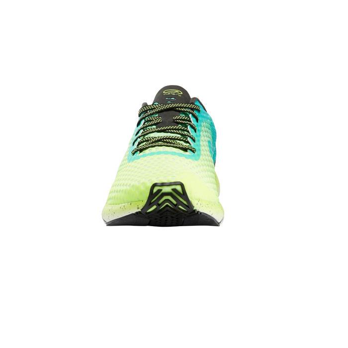 Laufschuhe Kiprun Ultralight Herren gelb/grün