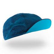 Modra kolesarska kapa RoadR 500