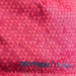 Gorra ciclismo ROADR 500 azul marino y rosa