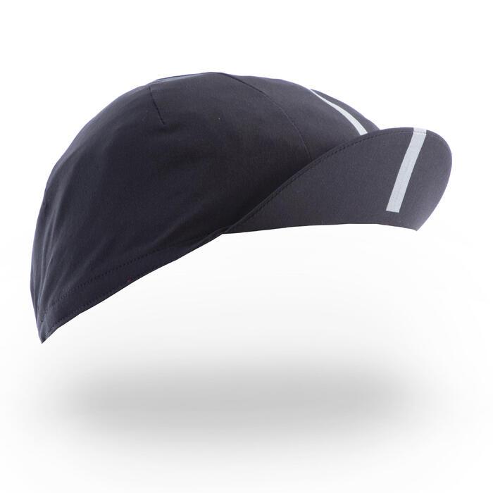 Gorra de ciclismo ROADR 520 Ultralight Negro