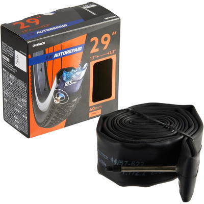 29x1.7/2.2 Self-Repairing 60mm Presta Valve Inner Tube