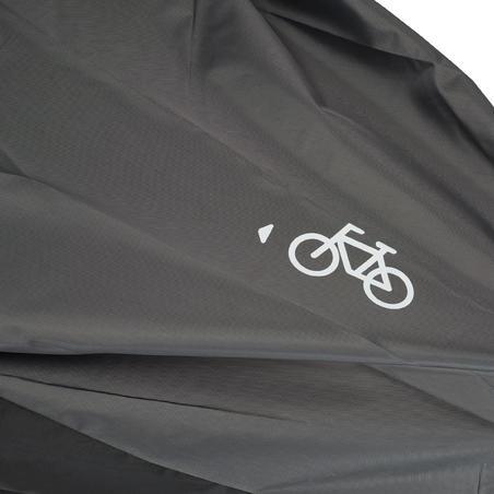 Apsauginis 1 dviračio uždangalas