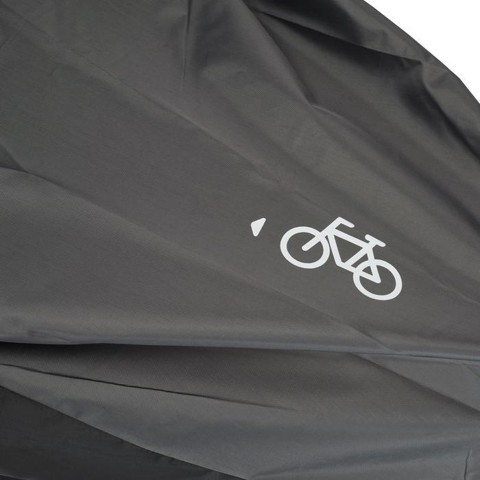 Beschermhoes voor 1 fiets