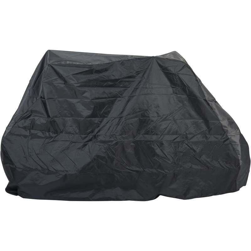 BIKE STORAGE Cycling - Protective Cover For 2 Bikes BTWIN - Cycling