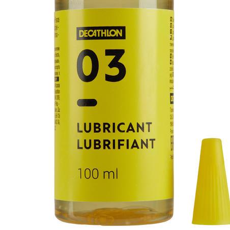 Bike Chain Oil Lubricant - 100ml