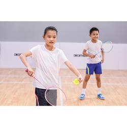 Lot Raquette De Badminton Enfant Starter - Bleu/Rose
