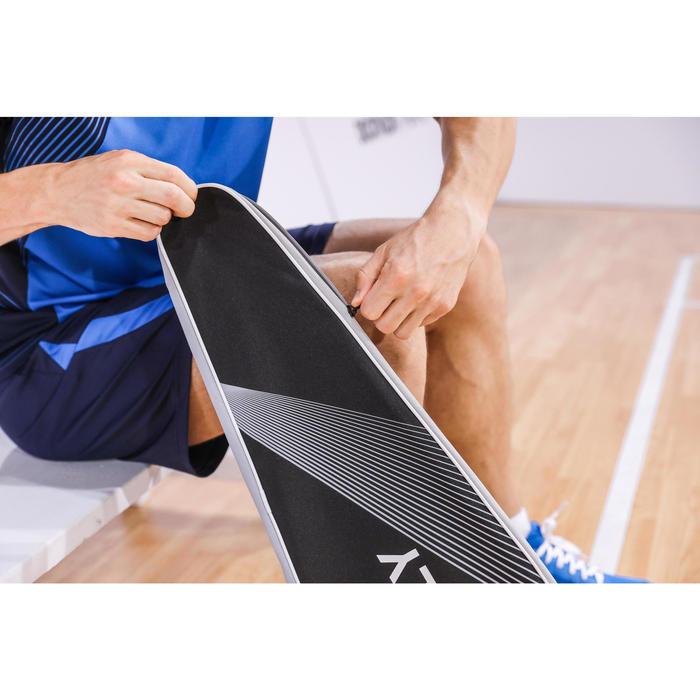 Rackethoes badminton BL160 grijs