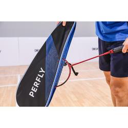 Badmintonschlägertasche BL 160 grau