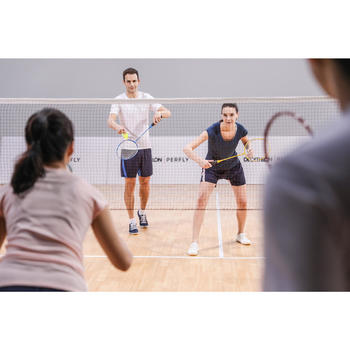Lot Familial Raquette De Badminton Starter Adulte