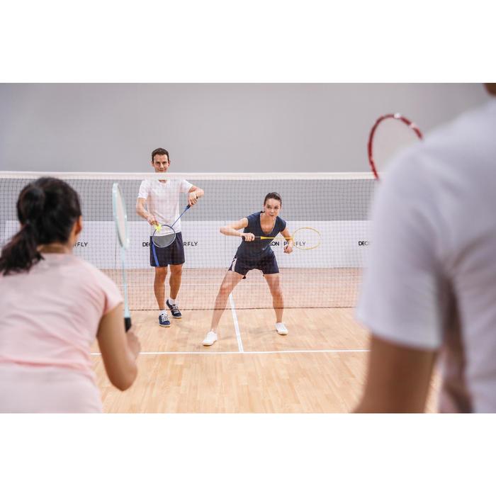 Set de 4 Raquettes De Badminton Adulte BR 100 Starter