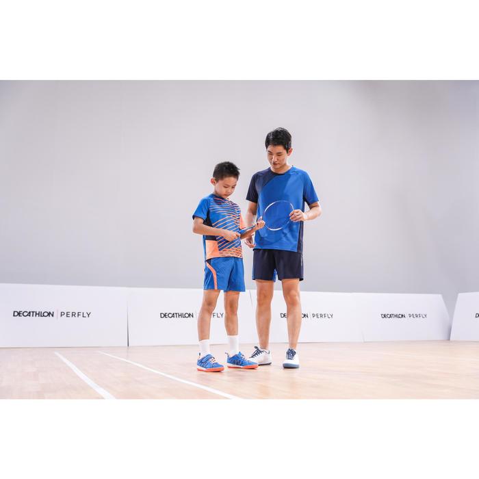 Housse Pour Raquette De Badminton - Jaune