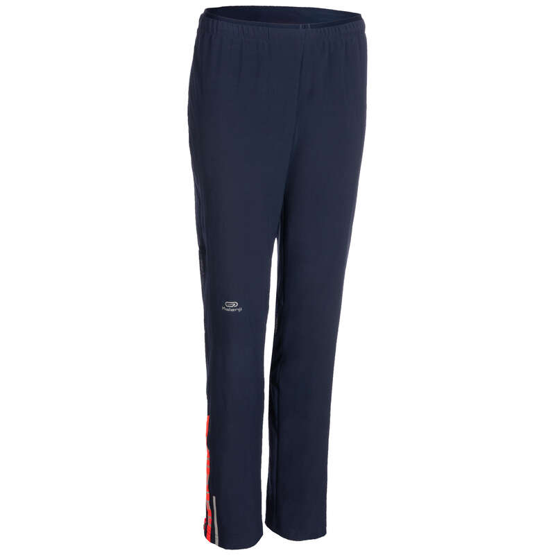 ATHLETISM CLOTHES ADULT Running - ATHLETICS TROUSERS W BLUE KALENJI - Running Clothing