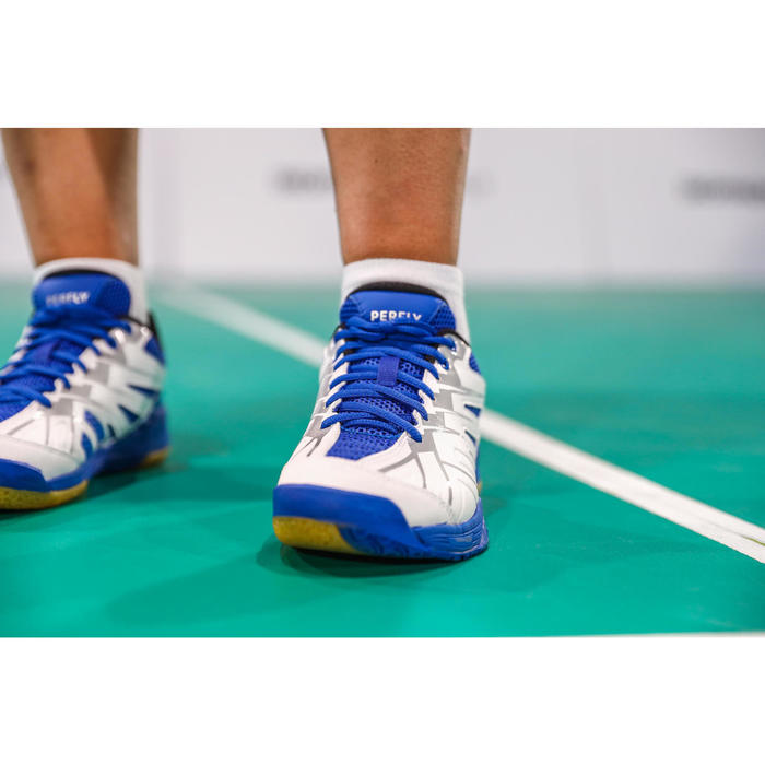 女款極致舒適羽球鞋BS 590-藍色