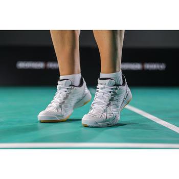 Badmintonschuhe Max Komfort BS 590 Damen weiß
