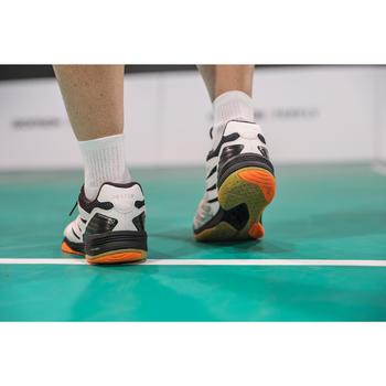 Badmintonschuhe BS 590 Max Komfort Herren weiß