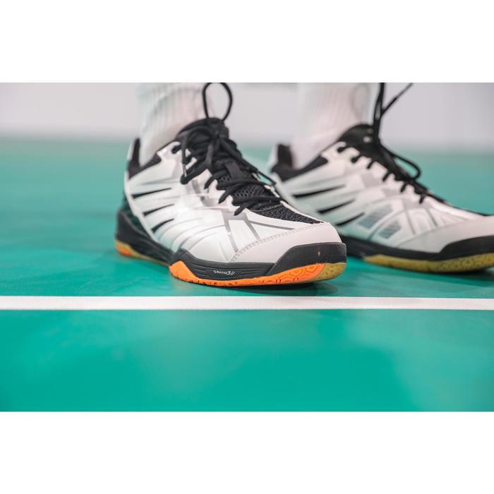 Badmintonschuhe BS590 Max Komfort Herren weiß