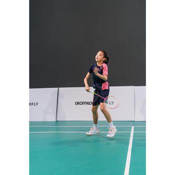 Chaussures De Badminton Junior BS 500 Fille - Rose