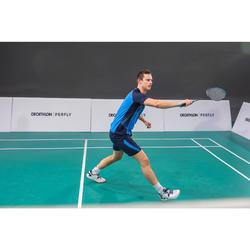 Chaussures De Badminton Homme BS 530 - Blanc/Bleu