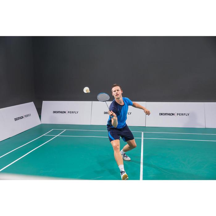 Badmintonschuhe BS 530 Herren weiß/blau