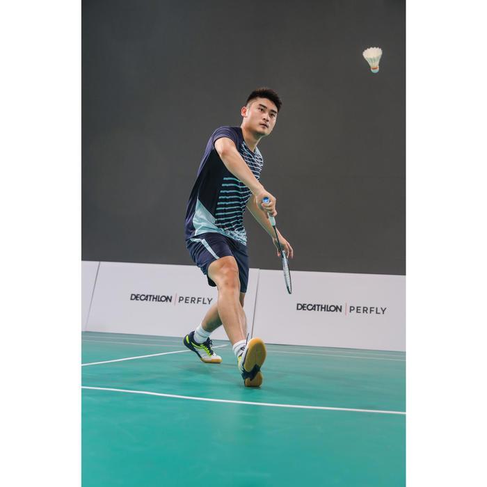 Badmintonschläger BR560 Lite Erwachsene grau/blau