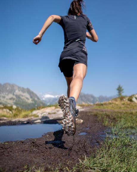mijn eerste trail lopen uitrusting schoenen materiaal