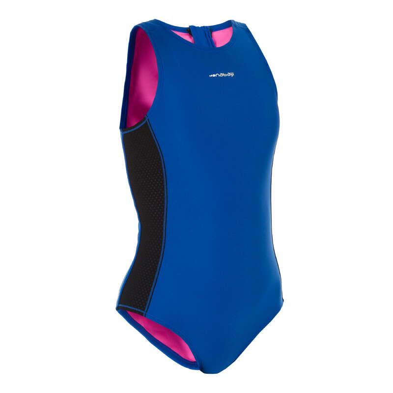 INTERMEDIATE EQUIPEMENT Water Polo - Girls' WP Swimsuit - Blue WATKO - Water Polo Kit
