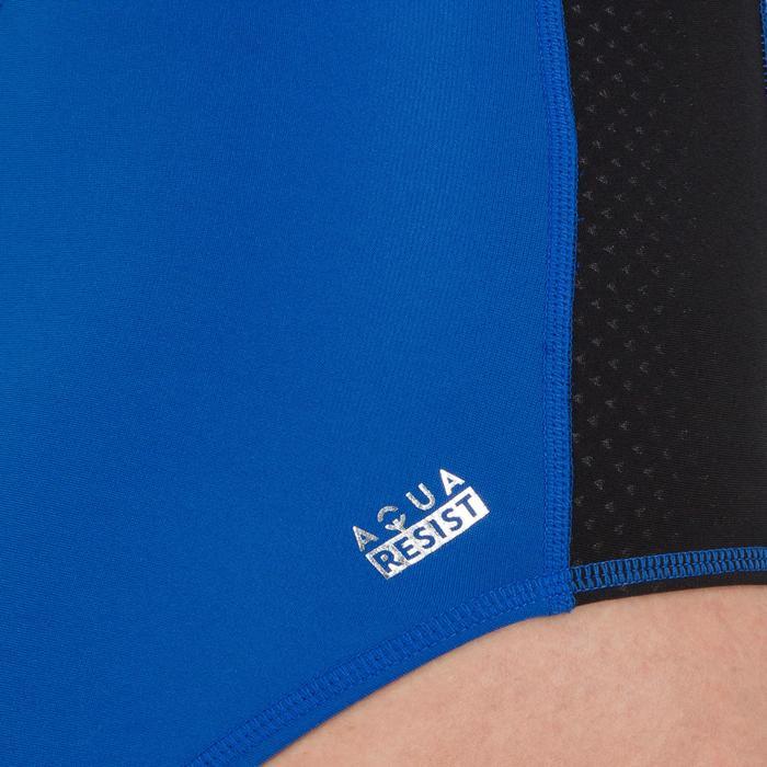 Badpak waterpolo 500 blauw
