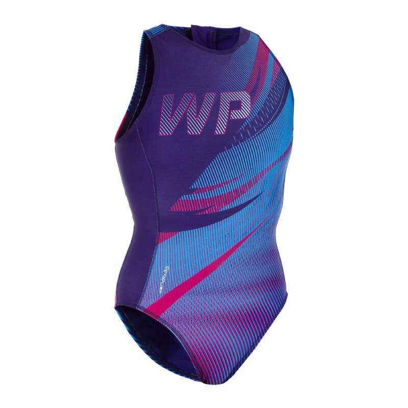 ECHIPAMENT NIVEL MEDIU Inot, Aquagym, Waterpolo - Costum WATERPOLO 500 Damă  WATKO - Water polo