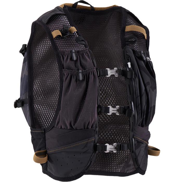 Trail-Rucksack Ultra 15l schwarz/bronze