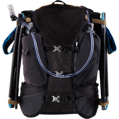 MIXED ULTRA TRAIL RUNNING BAG 15L - BLACK/BRONZE