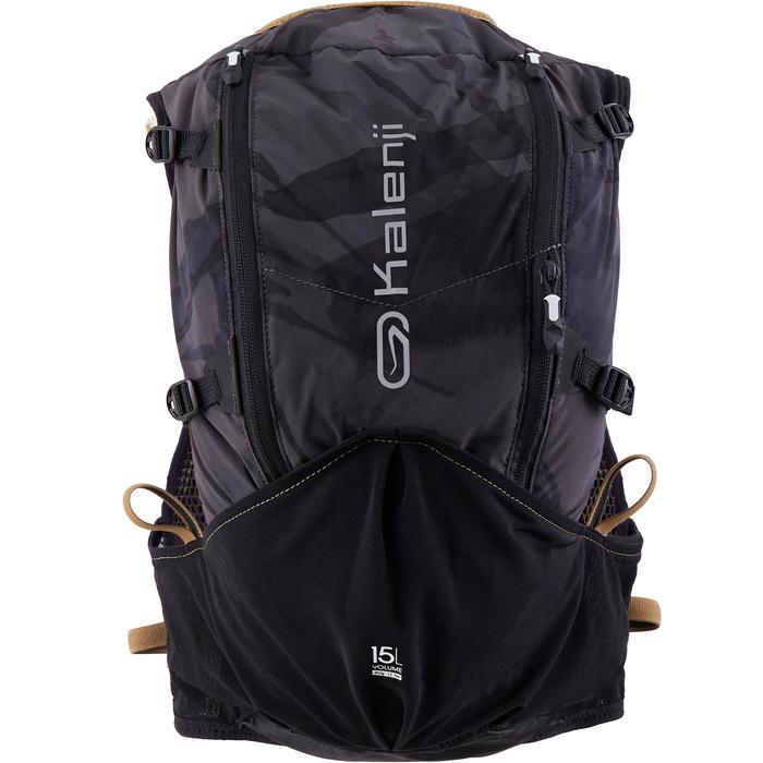 MIXED ULTRA TRAIL RUNNING BAG 15L - BLACK/BRONZE