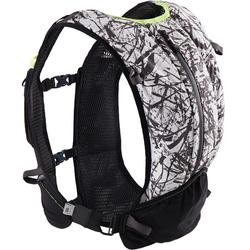 10L TRAIL RUNNING BAG UNISEX BLACK AND WHITE