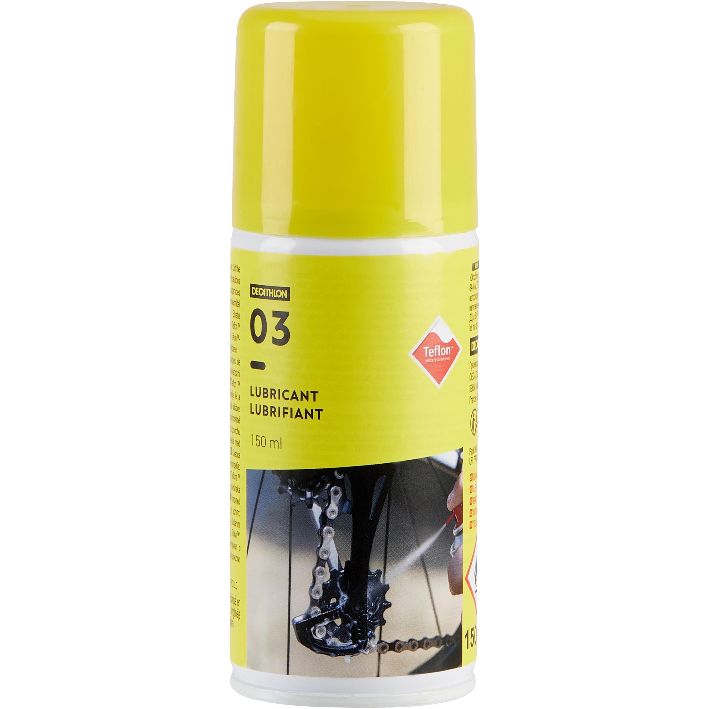 B'twin Spray Teflon™ fietsolie kopen