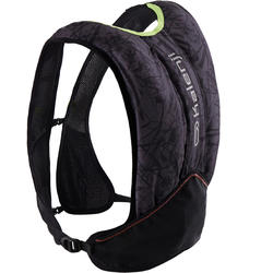TRAIL RUNNING HYDRATION BAG 5 L - BLACK