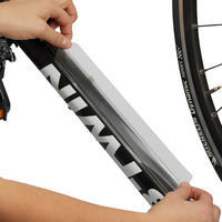 Bicycle Frame Protection - Transparent