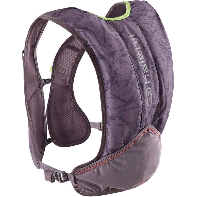 TRAIL RUNNING EQUIPMENT Trail Running - Trail Running Backpack 5L EVADICT - Backpacks and Water Bottle Carrier Belts