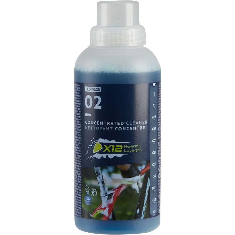 Karbantartás - Kerékpár tisztítószer BTWIN