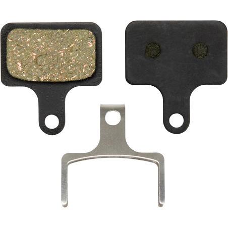 Plaquettes de frein à disque route compatible Shimano