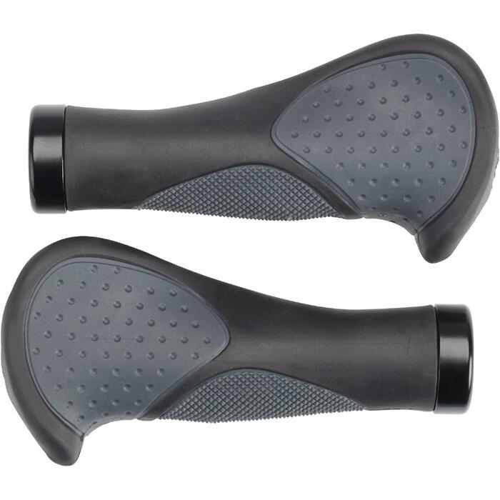 Fahrradgriffe City 900 Komfort ergonomische Form
