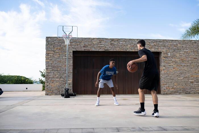 Canasta Baloncesto niño adulto B100 pro. 2 350fdebf33a41