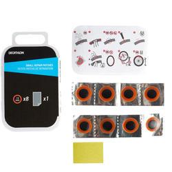 Kleine herstelplakkers voor binnenband fiets