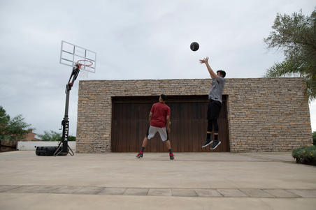 B900 Ring Basket Anak/Dewasa 2,4 m hingga 3,2 m. Cepat diatur dalam 2 menit