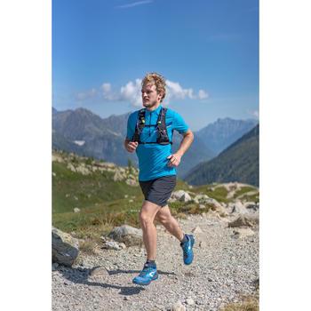 Baggy short trail running noir homme